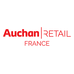 Logo AUCHAN RETAIL FRANCE