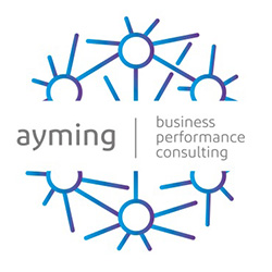 Logo AYMING (ex ALMA Consulting Group)